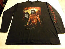 DEICIDE -SERPENTS OF THE LIGHT 1997 Vintage T-Shirt Darkthrone Immortal Bathory