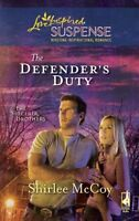 The Defenders Duty (Sinclair Brothers, Book 3) by Shirlee McCoy