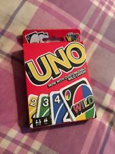 UNO ORIGINAL CARD GAME WITH WILD CARD Kids Toy Game NEW