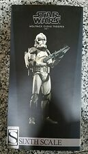 Wolfpack Clone Trooper 104th STAR WARS SIDESHOW Collectibles 1:6 Scale EXCLUSIVE