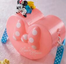 Heart Minnie Popcorn Bucket - TDR Japan Tokyo Disney Resort Container