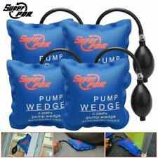 US 4pcs Inflatable Air Pump Wedge Car Emergency Door Window Open Entry Hand Tool