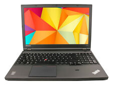 Lenovo Thinkpad W540 Core i7-4900MQ 16GB 256 GB SSD 15,6 `` 1920X1080 K2100M