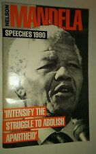 Nelson Mandela, Speeches 1990: Intensify the Struggle to Abolish Apartheid