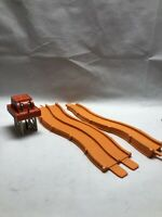 Lot of Vintage HOT WHEELS track accessories, s curve, lap counter