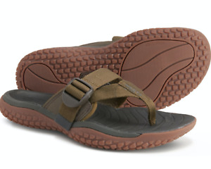 NEW KEEN SOLR TOE POST SANDALS MENS 11 1022507