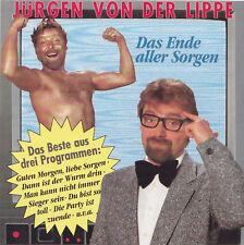 JÜRGEN VON DER LIPPE - CD - DAS ENDE ALLER SORGEN