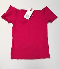 NEW SEED HERITAGE TEEN Girls Top Off The Shoulder Teen Size 14 Years RR$24.95