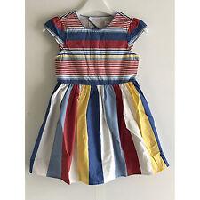 Pumpkin Patch Girl's Multi Raya Vestido-Size UK 2 años