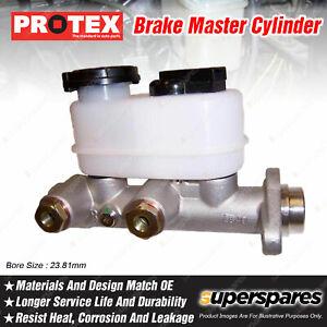 Protex Brake Master Cylinder for Nissan 720 Patrol MQ Diesel 23.81mm with mvac