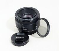 Canon EF 50mm f/1.8 STM Camera Lens t3i t4i t5i t6i t7i 40D 50D 60D 70D 80D 7D