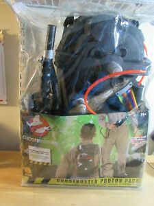 Rubie's Ghostbusters Deluxe Adult Costume Backpack Proton Pack Foam Age 14+