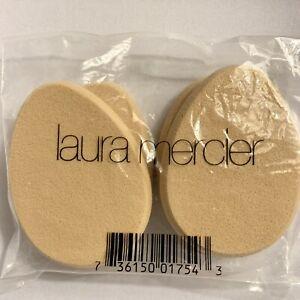 Laura Mercier 4-Pack Egg Shape Sponges Sealed