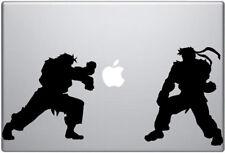 Street-Fighter Vinyl Decal Sticker For MacBook Air Pro Mac 11