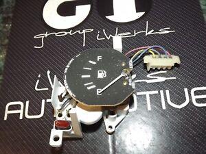 Rare 83-86 Nissan 720 Pickup truck gauge instrument cluster fuel gauge assembly