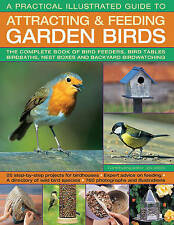 A Practical Illustrated Guide to Attracting & Feeding Garden Birds: The...