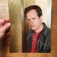 Joss Whedon hand signed autograph on 8 x 10 photo UACC RD COA Buffy Angel