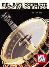 Mel Bay: Complete Tenor Banjo Method