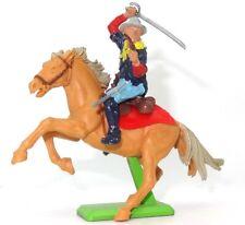 BRITAINS DEETAIL - U.S. CAVALRY OFFICER ON HORSEBACK - A/MINT - RARE