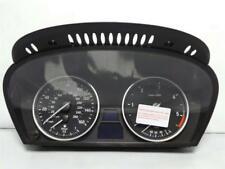 INSTRUMENT CLUSTER BMW 5 Series 2007 To 2010 3.0 Diesel Speedo Clocks - 5119694