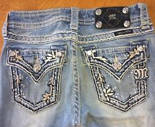 MISS ME Jeans SIZE 12 SUPER CUTE!!! RARE Girls