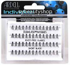 10 Packs Ardell Duralash Natural Knot free Short Individual Black Eyelashes Lash