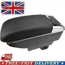 For Suzuki Swift 2005 - 2010 Duel Central Console Armrest Storage Compartment