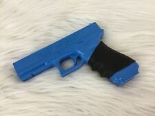 Hogue Handall Hand Gun Pistol Grip Display Blue Plastic W/ Display Grip