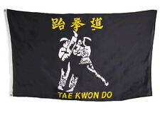 3x5 Advertising Martial Arts Fighting Tae Kwon Do Flag 3'x5' Banner Grommets