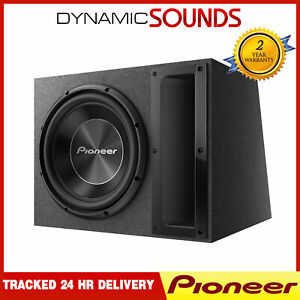 "Pioneer TS-A300B 12"" 1500 Watts Passive Slot Ported Car Sub Subwoofer Bass Box"