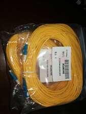 30M SC-LC Simplex 9/125 SingleMode Fiber Optic Cable Patch Cord LC-SC Jumper
