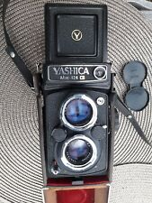 Yashica Mat 124 G 35 mm Film Camera with Hard Case