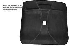 WHITE STITCH ROOF HEADLINING PU SUEDE SKIN COVER FITS NISSAN S13 200SX 88-93