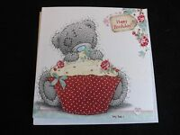 """Me to You """" HAPPY BIRTHDAY""""  CUTE CARD"""