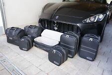 Maserati GranCabrio Luggage Baggage Bag Case Set
