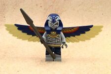 Lego Mini Figure Pharaoh's Quest Flying Mummy with 2-Sided Head from set 7327