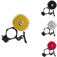 Bicycle Bell Mountain Road Bike Horn Sound Alarm for Safety Cycling Handleb E6U9
