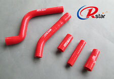For YAMAHA YZF250 YZ250F YZ 250 F 2010 2011 2012 2013 silicone radiator hose RED