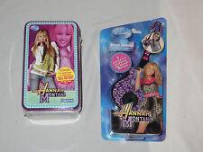 Hannah Montana Bundle: tarjetas De Juego Coleccionable & Micro Jammer. nuevo. Regalo De Disney