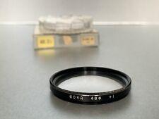 Hoya 48mm + 1 Close-up Filter, & Keeper