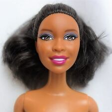 African American Nikki Barbie Doll Nude straight arms & legs AO52