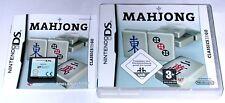 Gioco: mahjong il classico per il Nintendo DS Lite + + + DSi XL + 3ds 2ds