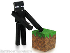 30 Day Special MINECRAFT - Core Enderman Action Figure with Accessory#Item 16500