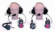 NEW Wireless Fan Link Racing Intercom System Headset Headphone Scanner NASCAR