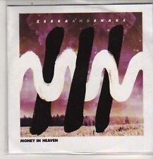 (DB397) Zebra And Snake, Money In Heaven - 2012 DJ CD