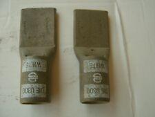 BURNDY B300MU COPPER COMPRESSION LUG 300 mm² BLANK PALM (Quantity 2)