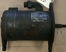 Military Jeep Delco Remy 24V Generator Early Prototype? Extremely Rare!