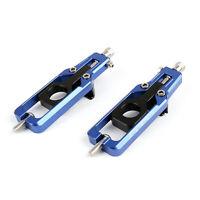 Aluminum Chain Adjuster For Honda CBR600RR 2007-2016 CBR1000RR 2008-2015 Blue T0