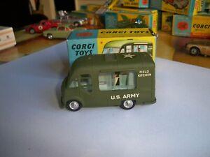 Corgi Toys - Army Field Kitche N. 359.