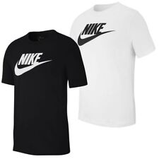 Nike Herren Sport Freizeit T-shirt Logo Shirt grau Gr. XXL
